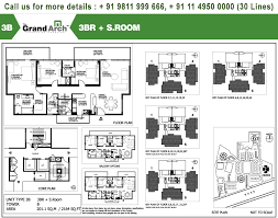 floor plan key floor plan ireo grand arch gurgaon