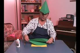 How To Make A Robin Hat Out Of Paper - how to make a paper robin hat ehow