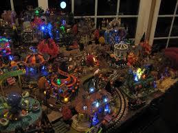 spooky town display lemax spooky town display pinner s