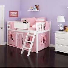 maxtrix easyrider23 slat low loft bed w tent kids furniture in