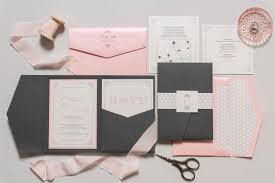 wedding invitation pocket custom pocket wedding invitations