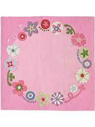teppich kinderzimmer rosa de haba teppiche kinderzimmer kinderteppich blumenkranz