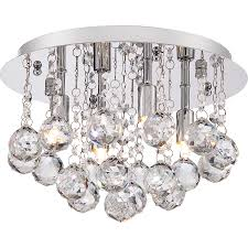 chrome flush mount light shop style selections 12 in w polished chrome ceiling flush mount