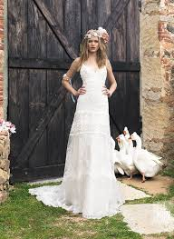 wedding dress etsy etsy bohemian wedding dress bridalblissonline