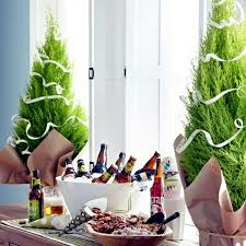 Small Christmas Tree Table Decorations by Home Decorating Small Christmas Tree On The Table Interior
