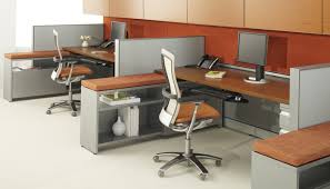 Open Plan Design And Planning Knoll - Open office furniture