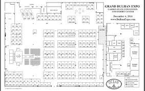 Expo Floor Plan by Dulhan Expo