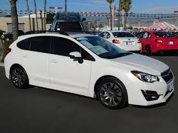 2016 subaru impreza hatchback silver featured inventory subaru of san bernardino san bernardino ca