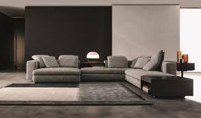 wohnzimmer couchgarnitur dreams4home polstersofa spike sofa wohnzimmer braun grau