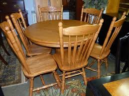 amish dining table with 6 chairs u0026 6 leaves marva u0027s placemarva u0027s