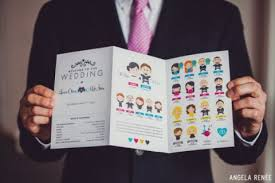 easy wedding programs enhancing the wedding ceremony with a few easy tips