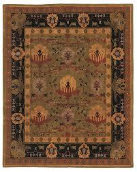 tufenkian donegal ii nocturne 9 x 9 round area rug buy online