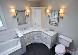 Upscale Bathroom Vanities Slim Bathroom Storage Simpletask Club
