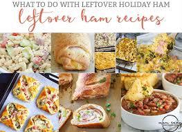 leftover ham recipes how to use leftover ham envy