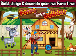 Design Your Own House Game by Farm House Builder Farm Games Android Apps On Google Play