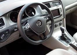 volkswagen tdi interior 2015 volkswagen golf tdi s a new round for the golf reviewed