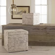 storage cube ottoman tufted ottomans faux leather storage cube ottoman ottoman storage