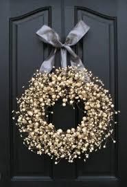 berry wreaths front door foter