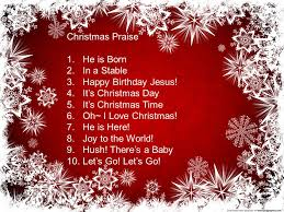 praise he is born in a stable happy birthday jesus