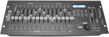 chauvet obey 70 universal dmx light controller pssl