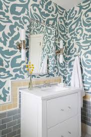 Wallpaper Bathroom Designs 190 Best Bathrooms Images On Pinterest Bathroom Ideas