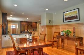 dining room paneling dining room with beautiful horizontal grain wood paneling off of