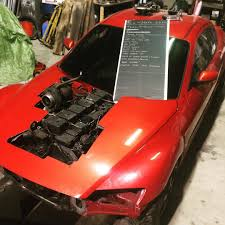 mazda rx 8 mazda rx 8 with a diesel inline six u2013 engine swap depot