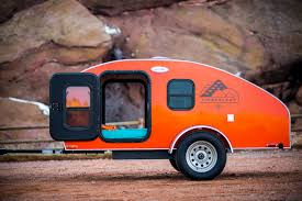 the return of the teardrop trailer never idle journal