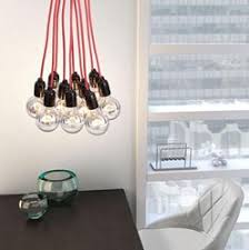 light bulb cluster pendant homethangs com has introduced a guide to modern cluster pendant lighting
