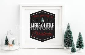have yourself a merry little christmas by rosemary designs