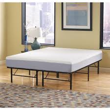 Foam Bed Frame Rest Rite Medium Memory Foam Mattress Mepf8112qn The Home