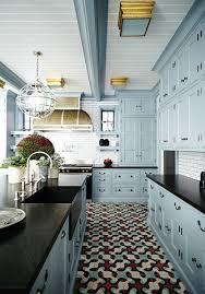 blue kitchen ideas 15 gorgeous blue kitchen ideas blue kitchen cabinet ideas