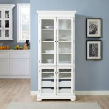 buy white curio cabinets from bed bath u0026 beyond