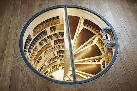 spiral cellars available via genuwine cellars in north america