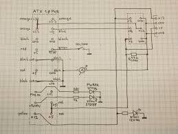 atx bench power adapter