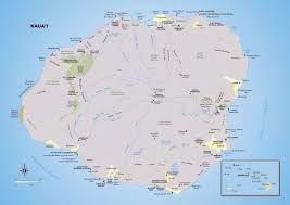 Molokai Map Large Kauai Island Maps For Free Download And Print High