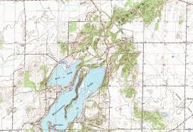 topo maps wisconsin my wisconsin space topographic map of the whitewater and rice