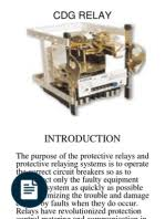power protection relays relay transformer