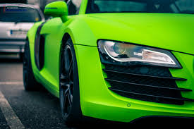 Audi R8 Yellow - ultracollect audi r8 black and yellow images