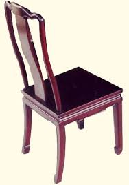 Rosewood Dining Room by Chinese Rosewood Dining Chairs With Asian Silk Cushions Oriental