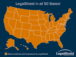 All Fifty States Legalshield Announced Today That Its Affordable Legal Plans And