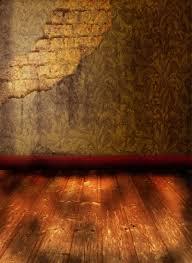 halloween night 3m x 3m cp backdrop computer printed scenic background click to buy u003c u003c 5x7ft light color bricks wall vintage wooden floor