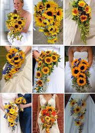 Sunflower Wedding Decorations The 25 Best Sunflower Bouquets Ideas On Pinterest Country