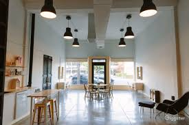 modern furniture in los angeles ca rent modern plywood storefront studio event space rooftop retail