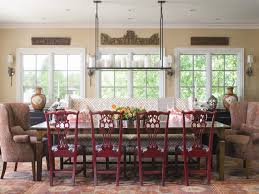 dining room bay window furniture luxury painted dining chairs hand painted dining room