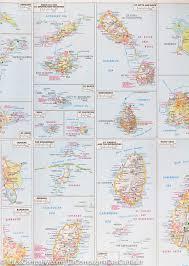 Bonaire Map Lesser Antilles Map Caraïbes Nelles Map Maps Company