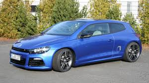 volkswagen scirocco 2016 modified b u0026b raises the horsepower bar with vw scirocco r