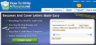 Resume Creator Free Online by Online Resume Creation Careers Creation Tech Cover Letter