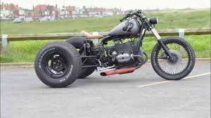 bmw bobber build custom build rod chop trike rod style bmw