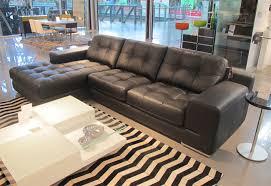 Leather Chaise Lounge Sofa Sofas Fiori Dark Brown Leather Chaise Lounge Sofa Sofa